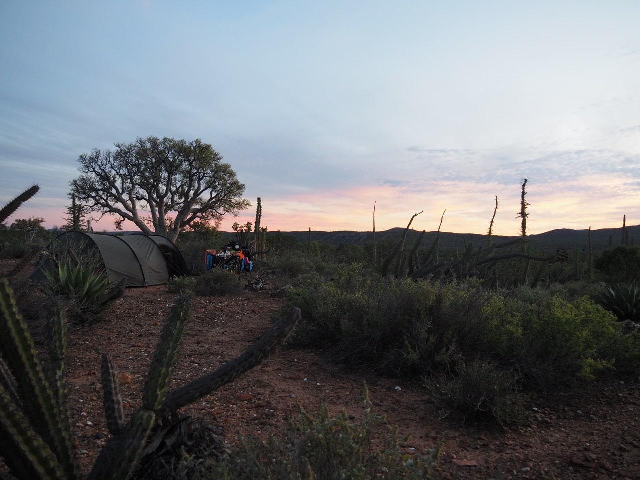 Keron 4 GT in der Wüste