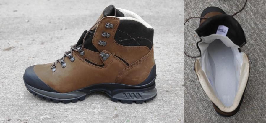 Wiederbesohlbarer Schuh von Hanwag