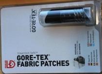 GoreTex Flicken
