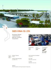 Screenshot der Herstellerangaben