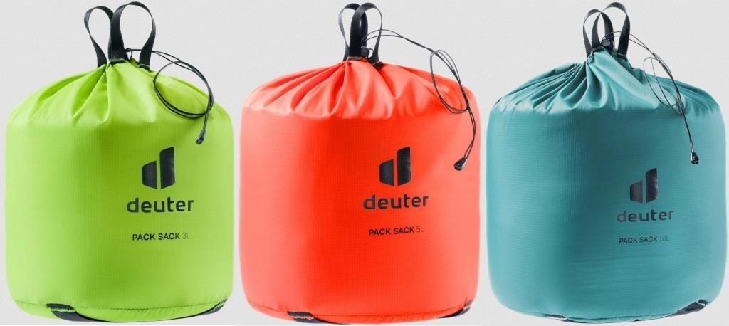 deuter packsack 3 5 10
