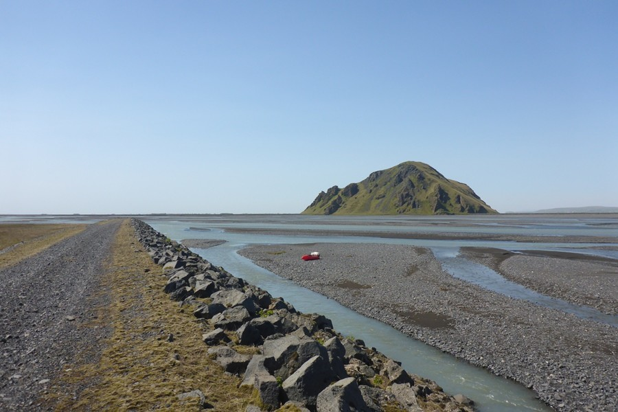 Meine Island-Tour endet kurz vorm Atlantik